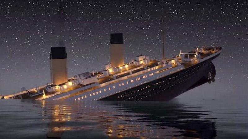 Titanic VR, un jeu VR ultra réaliste mêlant aventure et exploration