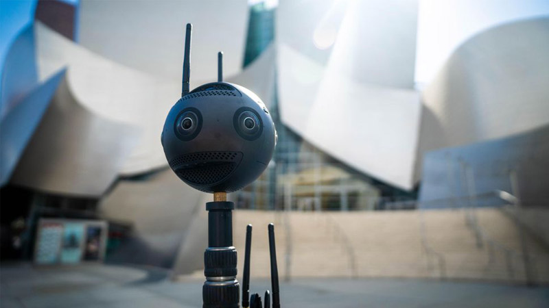 Découvrez l'Insta 360 Pro 2, une caméra 360 parfaite pour la VR !