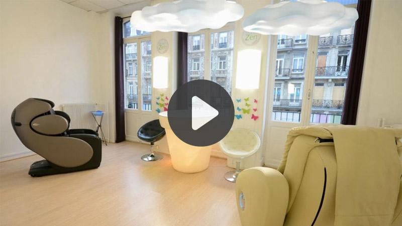 TOP 5 vidéos de la semaine : un massage en réalité virtuelle à Lille