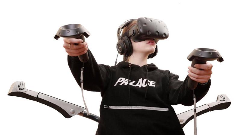 VR Chair : un siège qui réduirait le «Motion Sickness» en réalité virtuelle