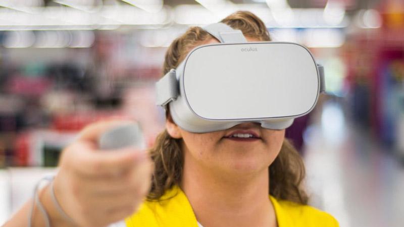Walmart passe à l'Oculus Go pour former ses employés avec la VR