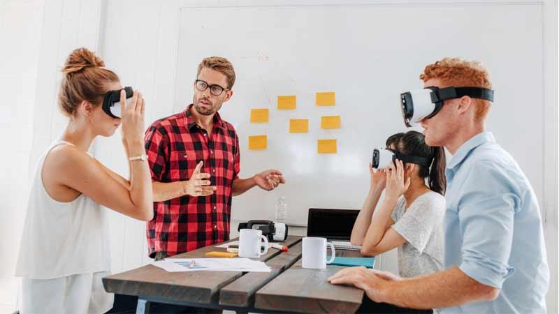 État des lieux des métiers dans le secteur de la réalité virtuelle