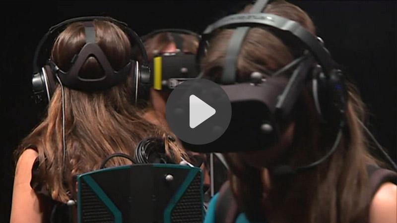 TOP 5 vidéos de la semaine : une petite danse en VR, c'est possible !