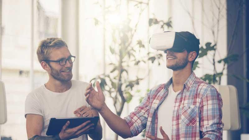 métiers réalité virtuelle