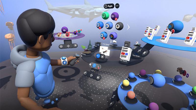 Microsoft Maquette : un outil de création en VR bientôt disponible !
