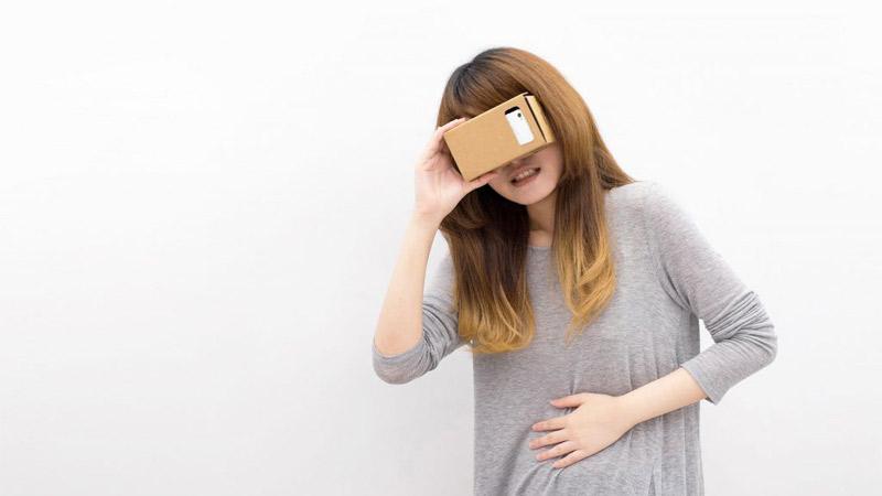 Il serait possible d'éviter le Motion Sickness lors de sessions en VR !