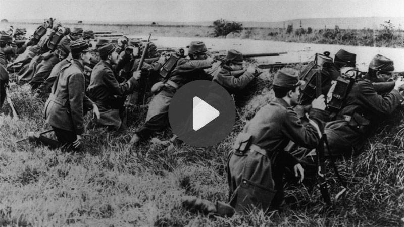 TOP 5 vidéos de la semaine : plongez au cœur de la guerre 14-18 !