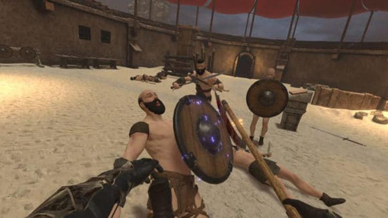 Blade And Sorcery, un jeu en VR avec des combats réalistes !