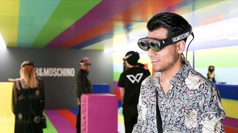 La réalité augmentée s'invite dans la mode grâce à Magic Leap !