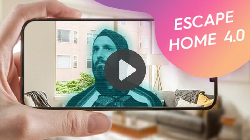 TOP 5 vidéos de la semaine : un escape game en réalité augmentée !