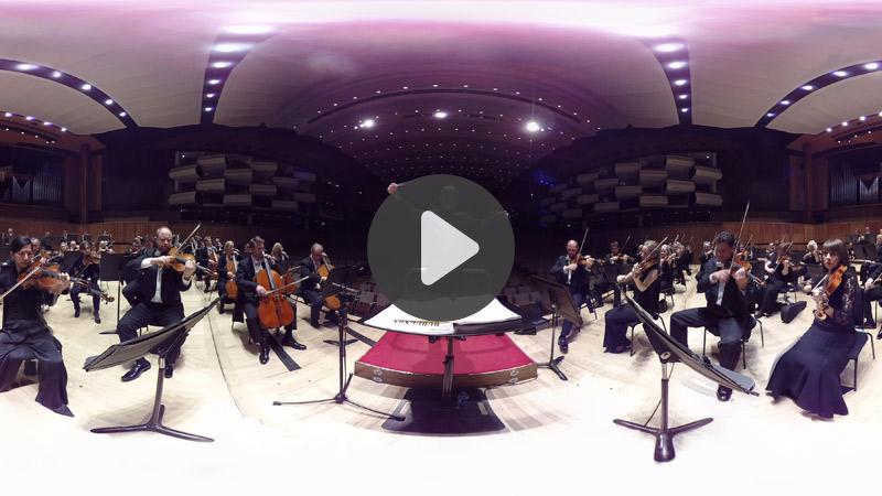 TOP 5 vidéos de la semaine : des concerts philharmoniques en VR !