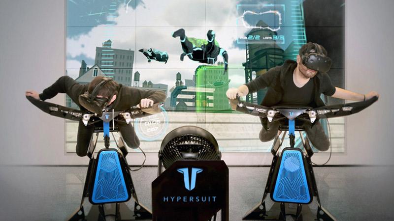 Startup du mois : avec Hypersuit, améliorez vos immersions en VR !