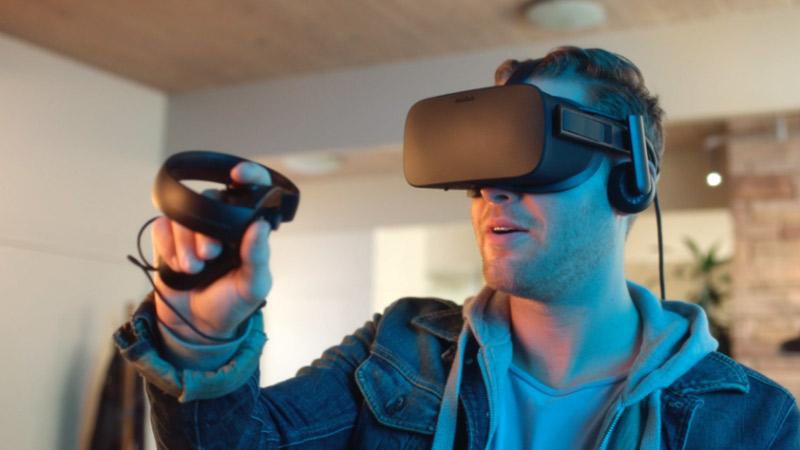 Facebook préparerait un casque VR nommé Oculus Rift S pour 2019