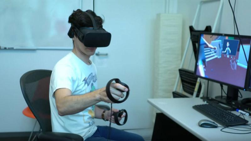 Découvrez PoseVR, l'outil d'animation de Disney pour la réalité virtuelle
