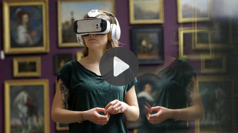 TOP 5 vidéos de la semaine : quand la VR s'invite au musée…