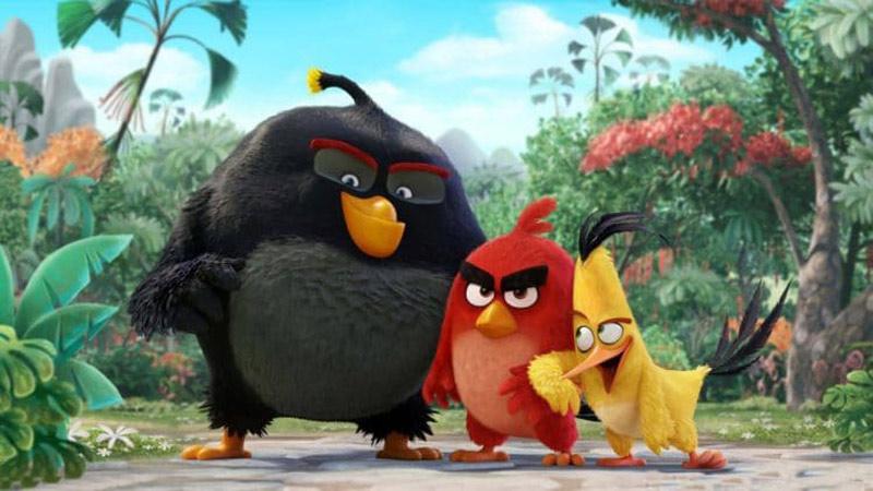 Le célébre jeu mobile Angry Birds arrivera en VR début 2019 !