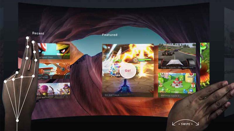 Avec Clay AIR, les mains seront mieux intégrés dans la réalité virtuelle