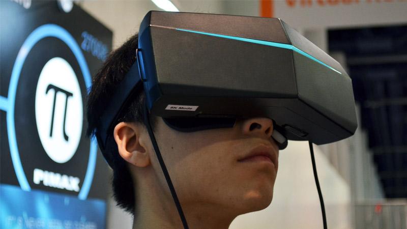 Les casques de réalité virtuelle Pimax 8K et 5K enfin disponibles !