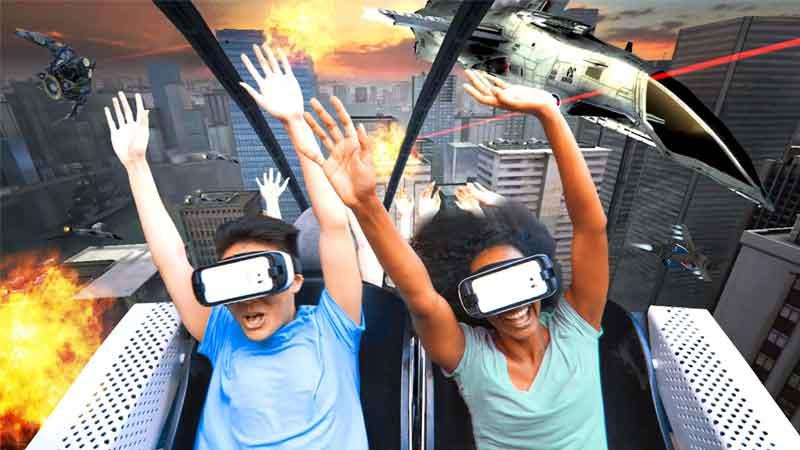 TOP 8 des meilleures expériences à sensations fortes en VR