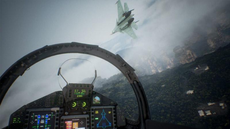 Ace Combat 7 VR, le simulateur de vol pour PSVR qui fait sensation !