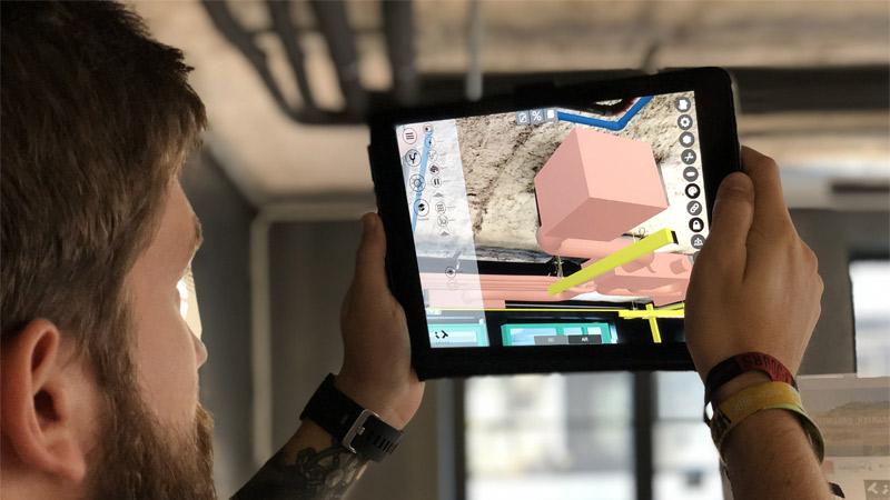 Startup du mois : Avec Bloc in Bloc, l'AR au service du bâtiment !
