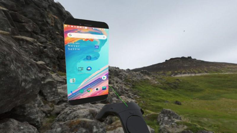 Avec Dell Mobile Connect, accédez à votre téléphone dans la VR !