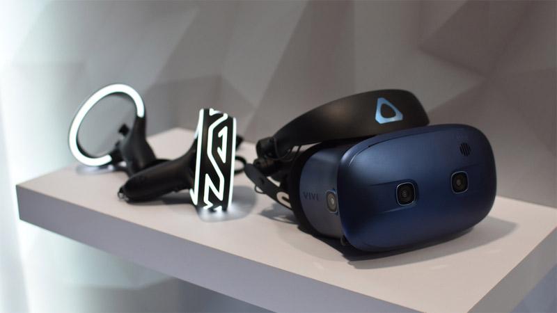 Deux nouveaux casques VR HTC Vive dévoilés lors du CES 2019 !