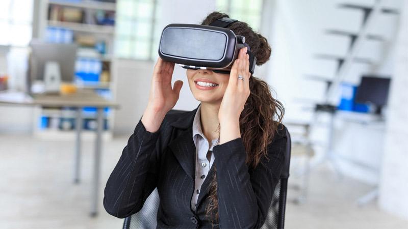 Avec Pôle Emploi, s'entraîner à un entretien en VR, c'est possible !