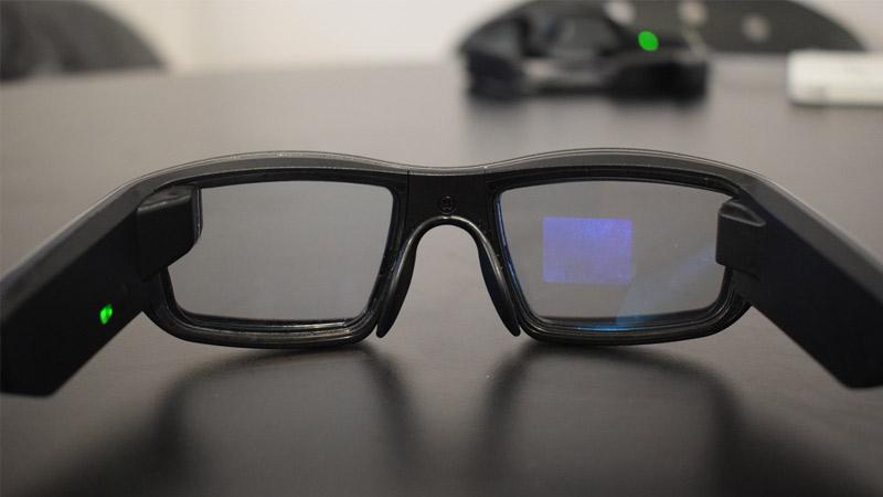 Les lunettes de réalité augmentée Vuzix Blade enfin disponibles !