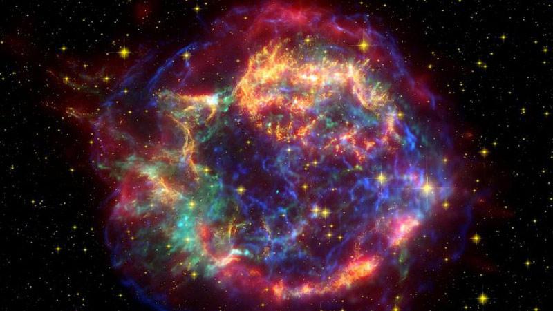 Explorez l'intérieur d'une étoile morte grâce à une expérience VR !