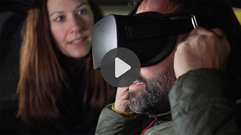 TOP 5 vidéos de la semaine : Audi occupe ses passagers avec la VR