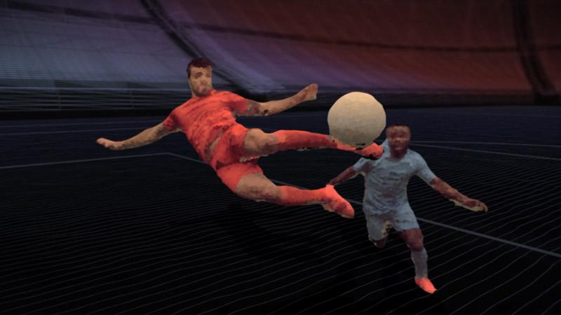 Au cœur de la Premier League avec True View et la VR !