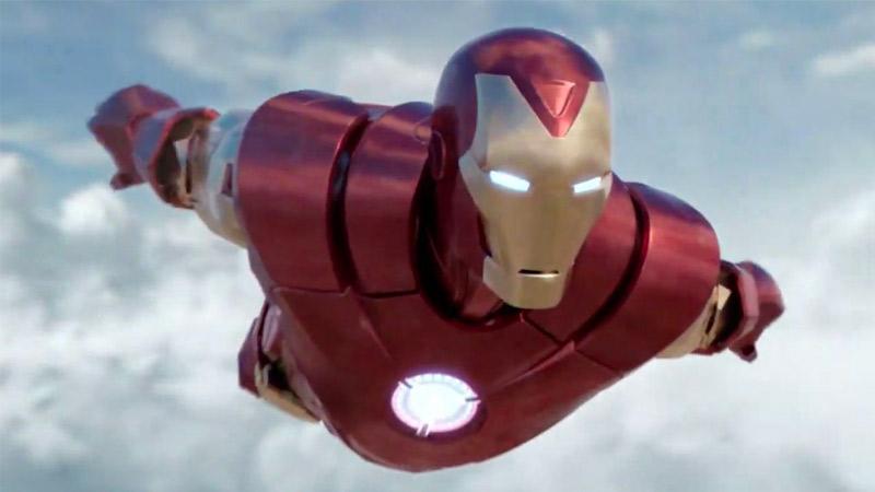 Un jeu Iron Man pour PlayStation VR prévu cette année ?